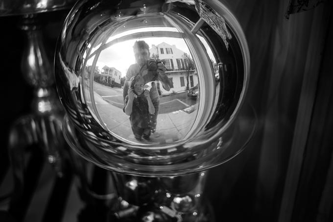 self street portrait