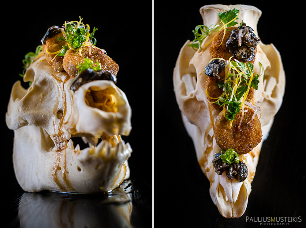 professional_food_photography_Madison_WI_by_Paulius_Musteikis_Pig_skull_escargot_wild_mushrooms_dish_for_Heritage_Tavern_ 9812