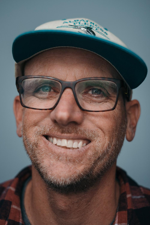 Business headshot of commercial photographer Daniel Pullen