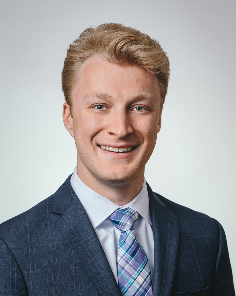 business headshot of client service associate